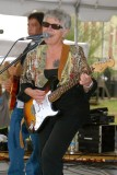 Liz Brown of Liz and the Tomcats, courtesy of Bill Mahan