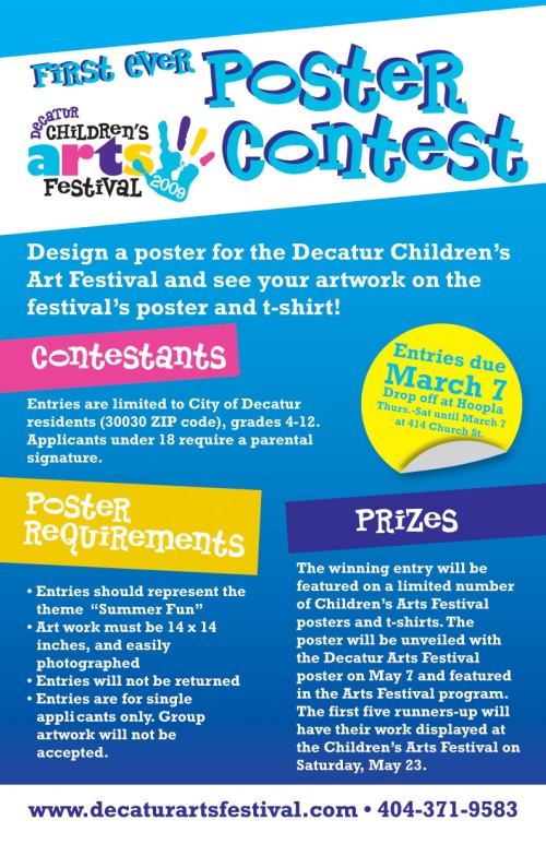 children-contest-poster