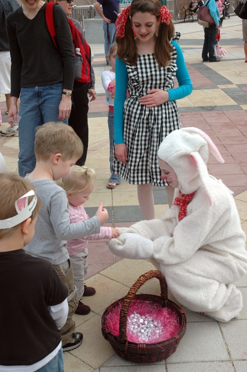 bunny-with-child