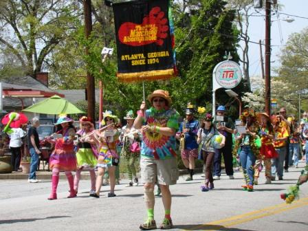 The Seed & Feed Marching Abominables