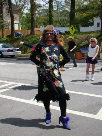 Member of the Abominables: I love his outfit!!