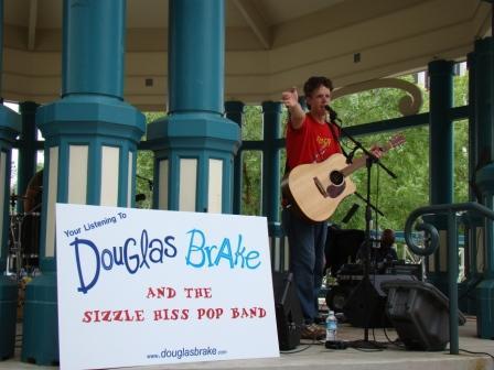 Douglas Brake and his Band