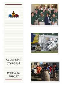 FY 09-10 Cover Page