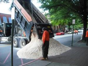 sand dumping 1