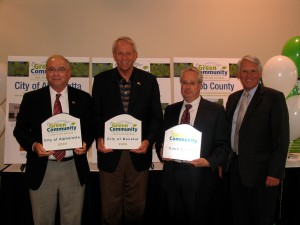 Recipients of the ARC Green Communities Certification