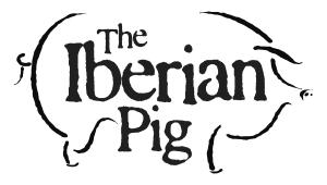 Iberian Pig Logo w outline