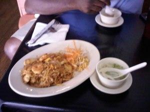 Thai Noodle Bowl