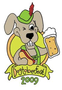 Dogtoberfest 2009 Logo