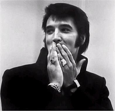 Elvis oops