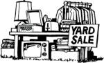 yard-sale-bw