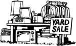yard-sale-bw