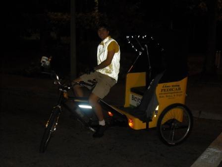 pedicab guy