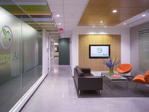 Energy Ace- reception area