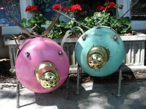 Gift Idea: garden art